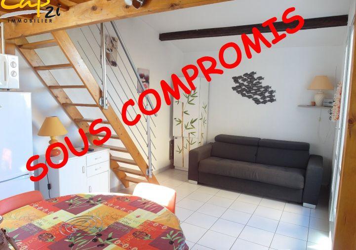 A vendre Le Cap D'agde 340941387 Cap 2i immobilier