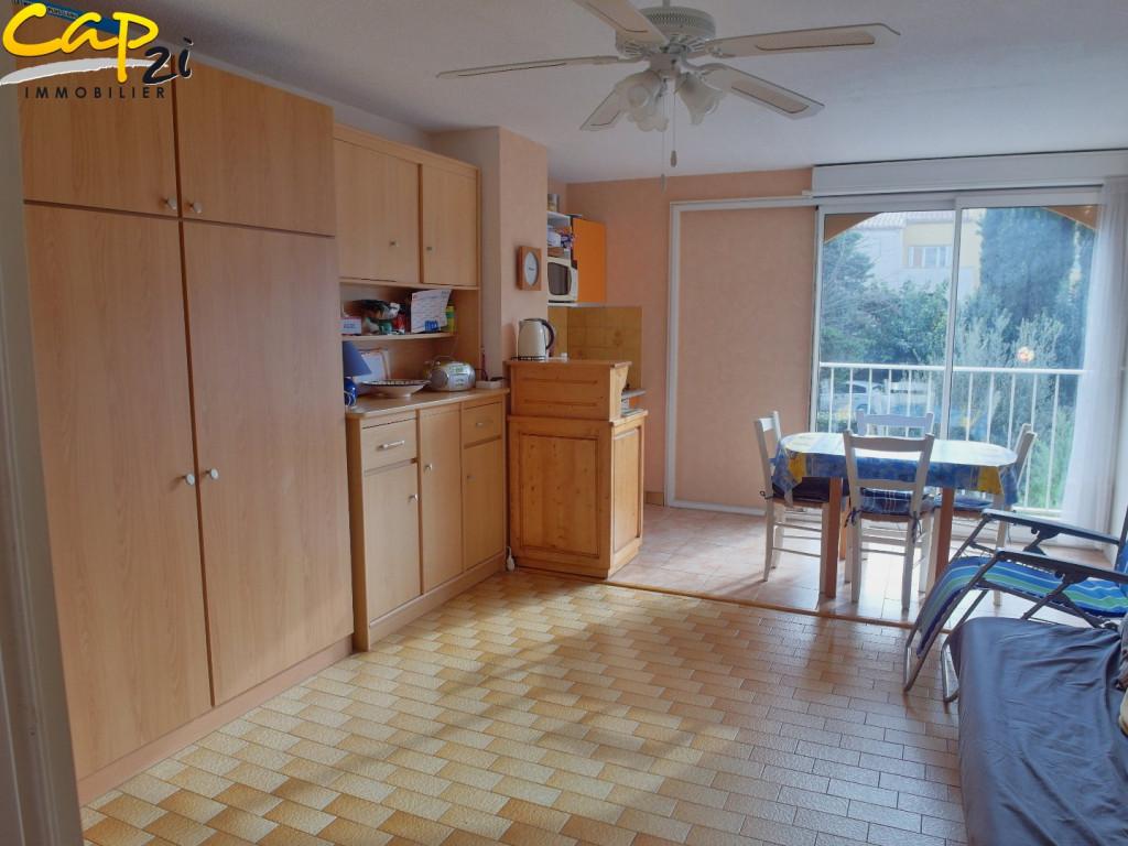 A vendre Le Cap D'agde 340941389 Cap 2i immobilier