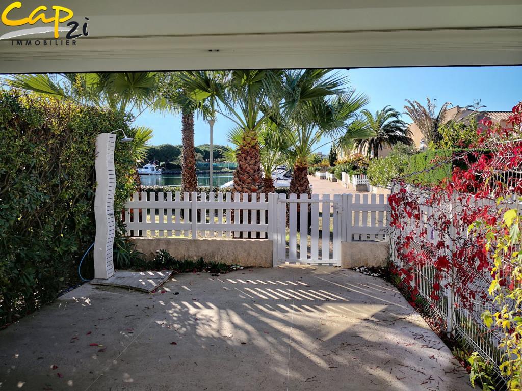 A vendre Le Cap D'agde 340941390 Cap 2i immobilier