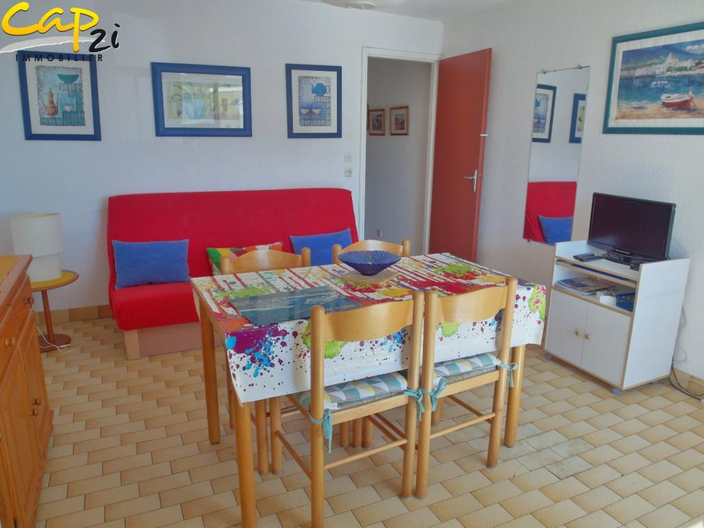 En location saisonnière Le Cap D'agde 340941399 Cap 2i immobilier