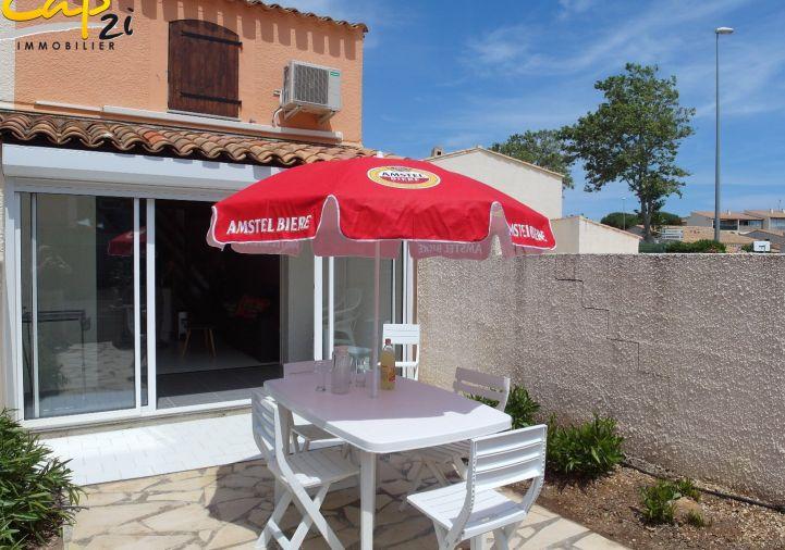 En location saisonnière Le Cap D'agde 340941404 Cap 2i immobilier