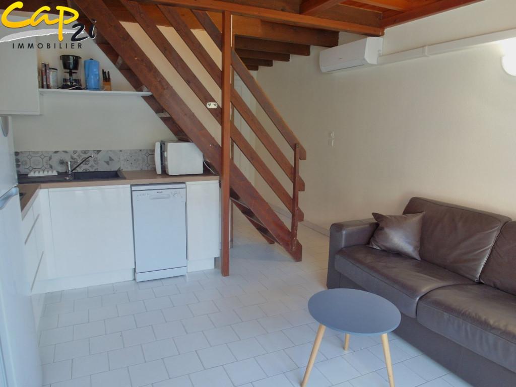 en location saisonnière  Le Cap D'agde | Réf 340941404 - Cap 2i immobilier