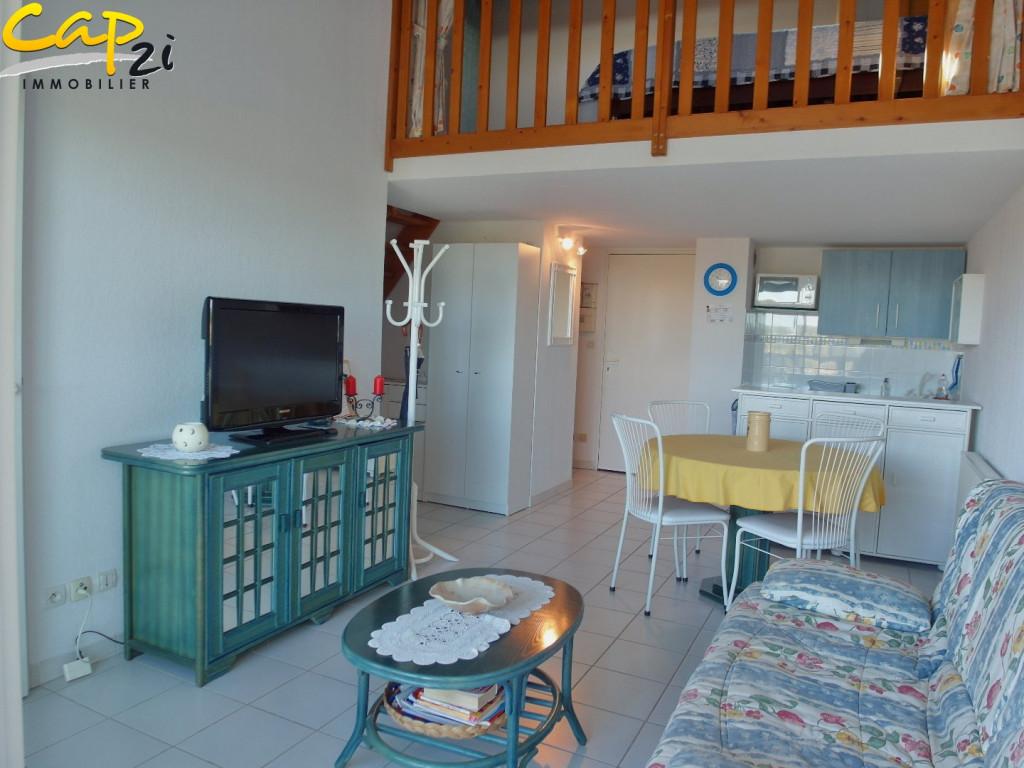 A vendre Le Cap D'agde 340941408 Cap 2i immobilier