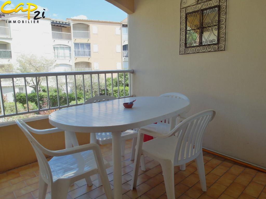 En location saisonnière Le Cap D'agde 340941411 Cap 2i immobilier