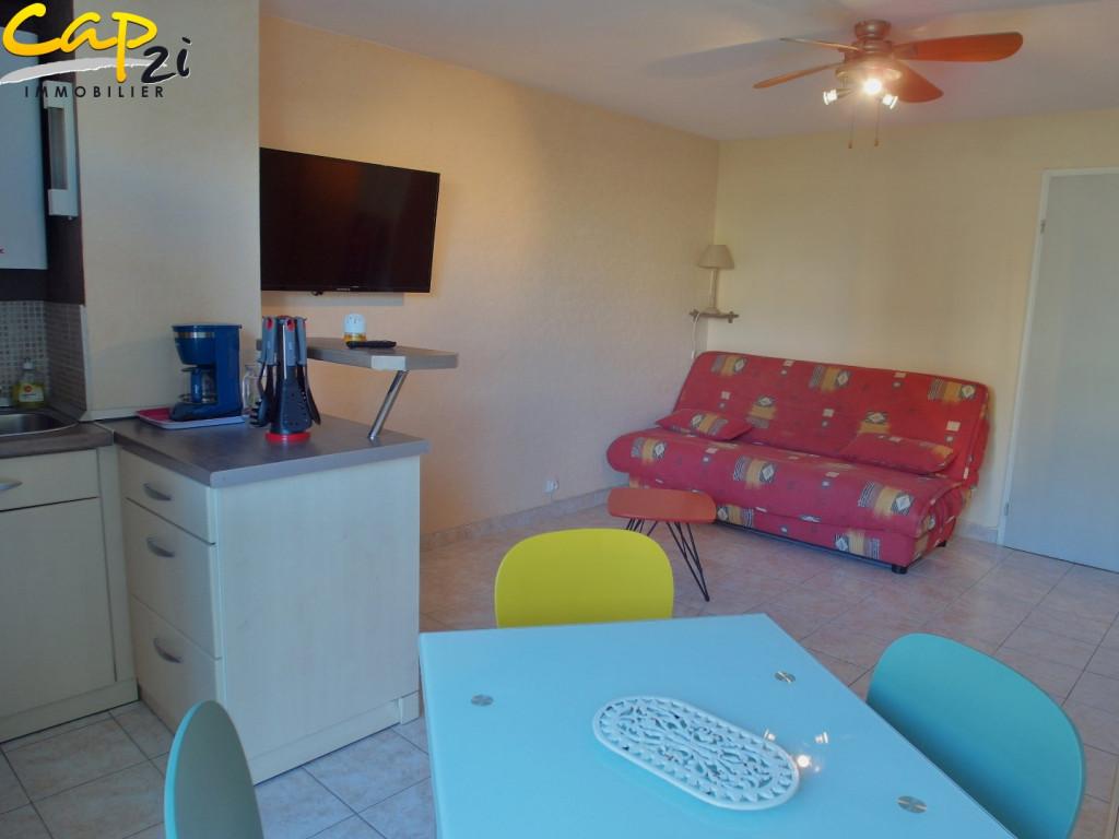 En location saisonnière Le Cap D'agde 340941417 Cap 2i immobilier