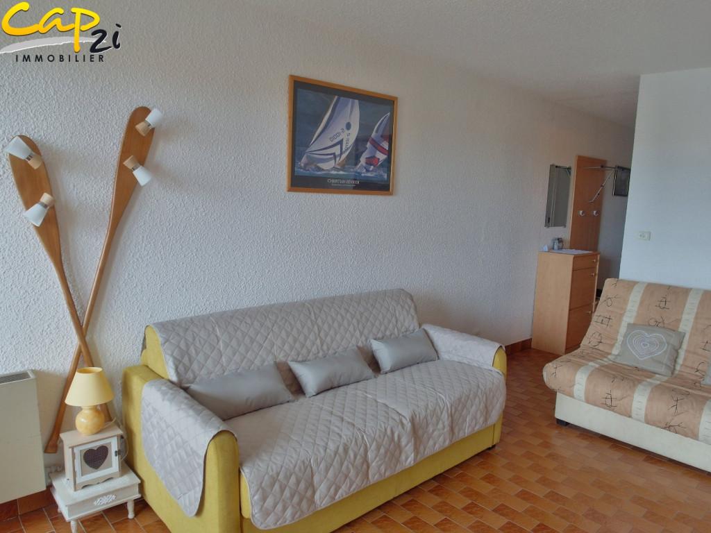 En location saisonnière Le Cap D'agde 340941420 Cap 2i immobilier