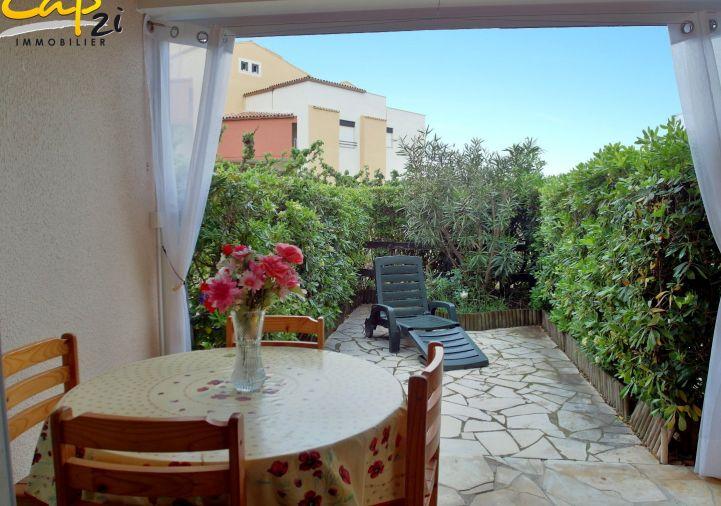A vendre Le Cap D'agde 340941423 Cap 2i immobilier