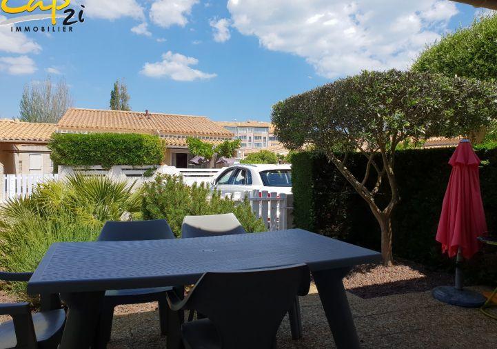 A vendre Le Cap D'agde 340941426 Cap 2i immobilier