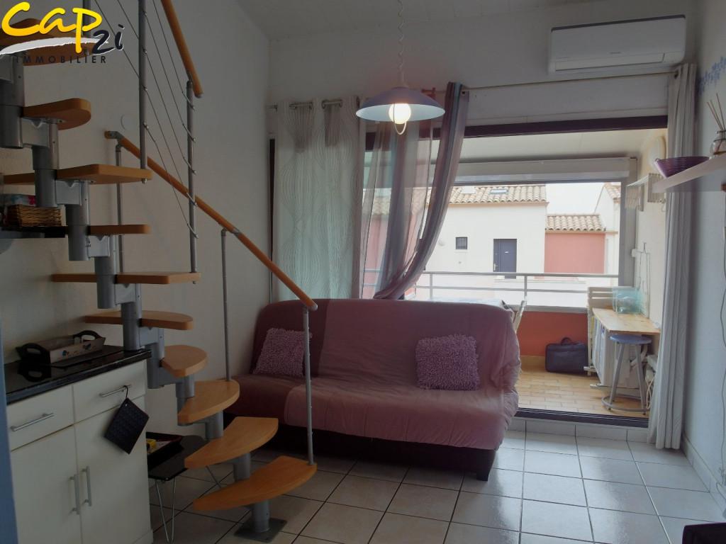 A vendre Le Cap D'agde 340941429 Cap 2i immobilier