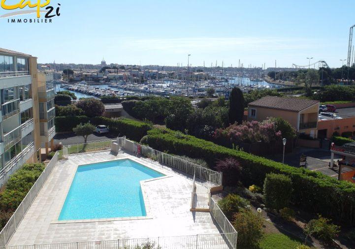 En location saisonnière Le Cap D'agde 340941432 Cap 2i immobilier