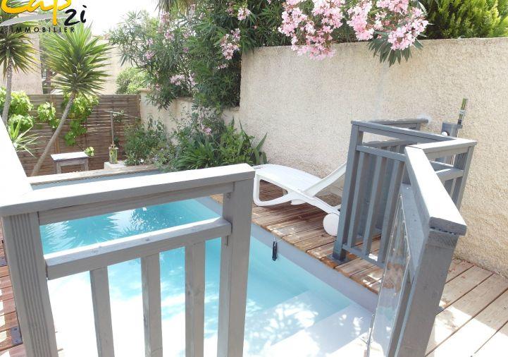 En location saisonnière Le Cap D'agde 340941434 Cap 2i immobilier
