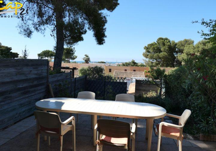 A vendre Le Cap D'agde 340941436 Cap 2i immobilier