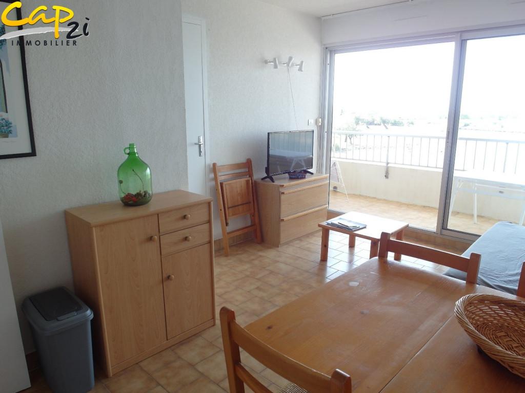 En location saisonnière Le Cap D'agde 340941439 Cap 2i immobilier