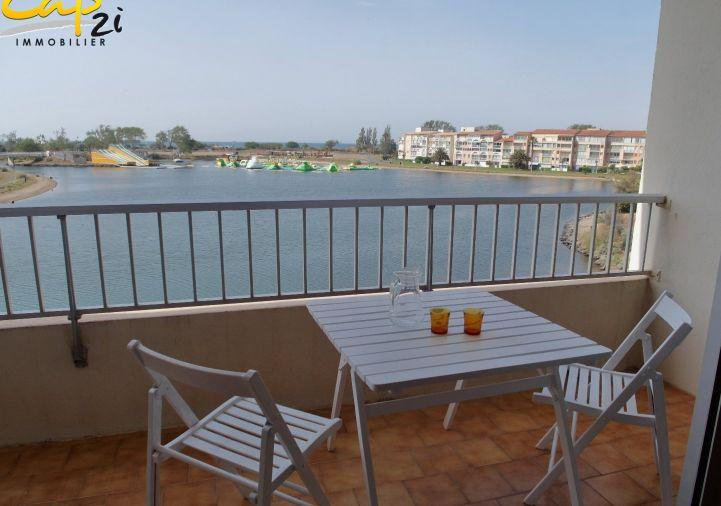 en location saisonnière Appartement en résidence Le Cap D'agde | Réf 340941439 - Cap 2i immobilier