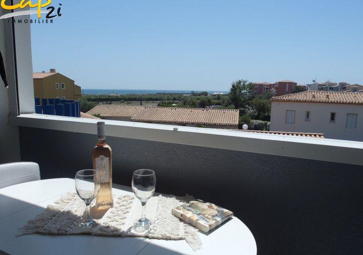en location saisonnière Appartement en résidence Le Cap D'agde | Réf 340941441 - Cap 2i immobilier