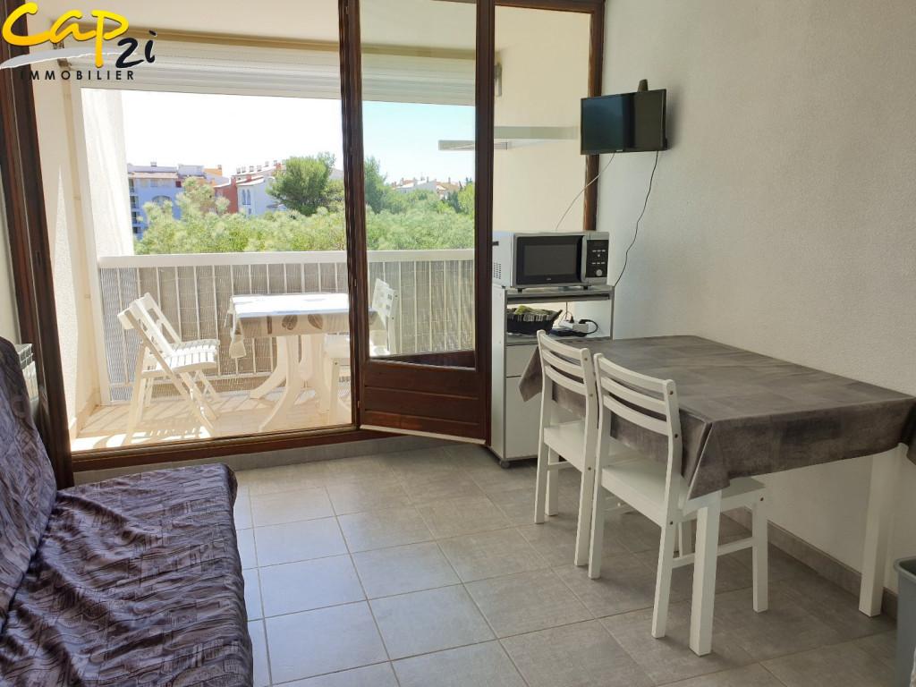 A vendre Le Cap D'agde 340941448 Cap 2i immobilier