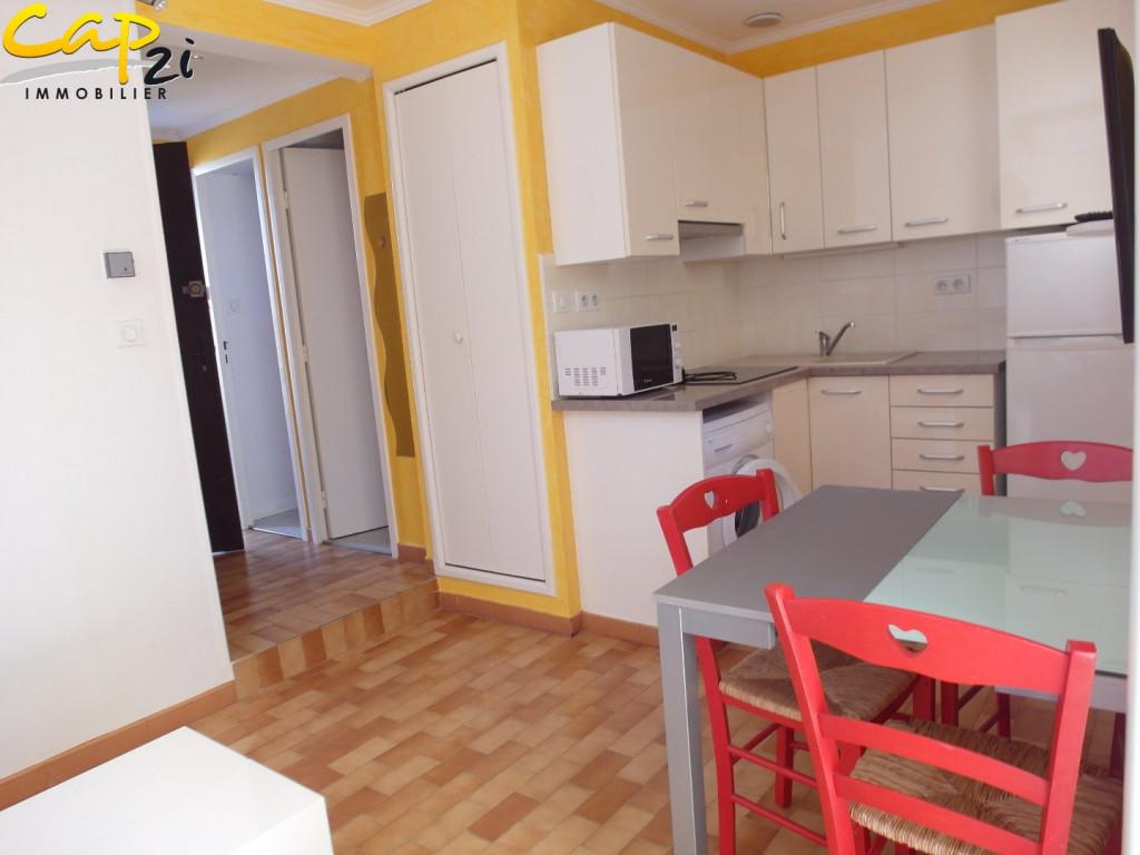 A vendre Le Cap D'agde 340941450 Cap 2i immobilier