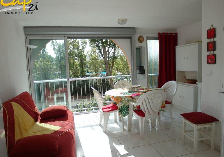 A vendre Le Cap D'agde 340941453 Cap 2i immobilier