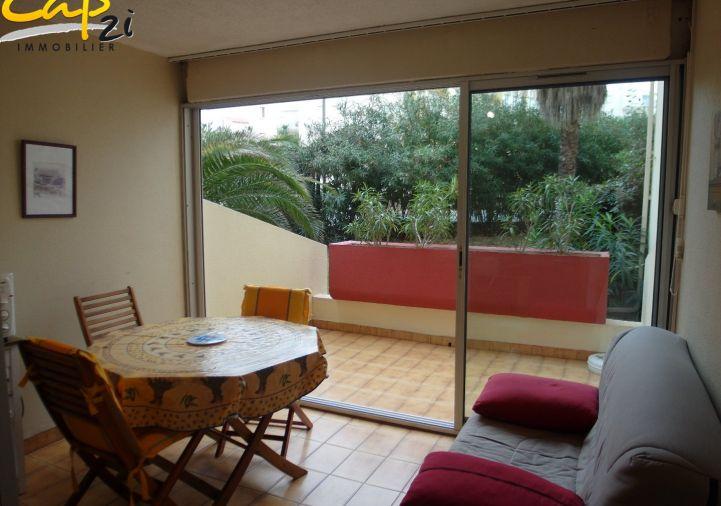 A vendre Le Cap D'agde 340941458 Cap 2i immobilier