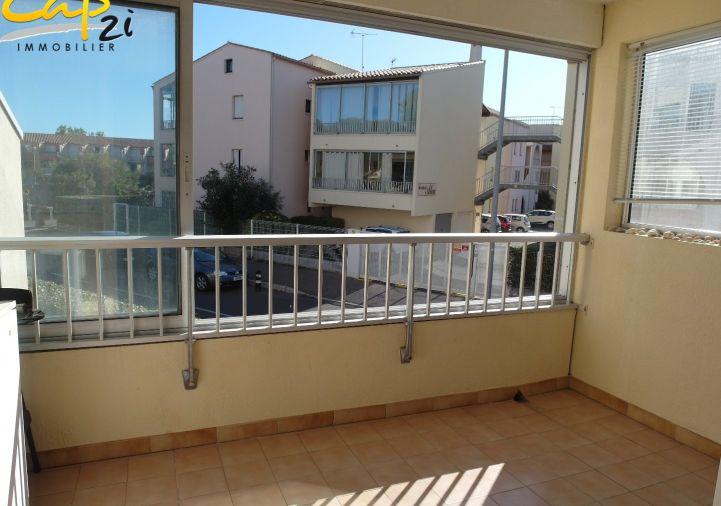 A vendre Le Cap D'agde 340941460 Cap 2i immobilier
