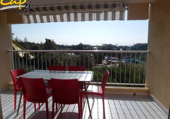 A vendre Le Cap D'agde 340941461 Cap 2i immobilier