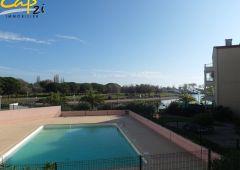 A vendre Le Cap D'agde 340941462 Cap 2i immobilier