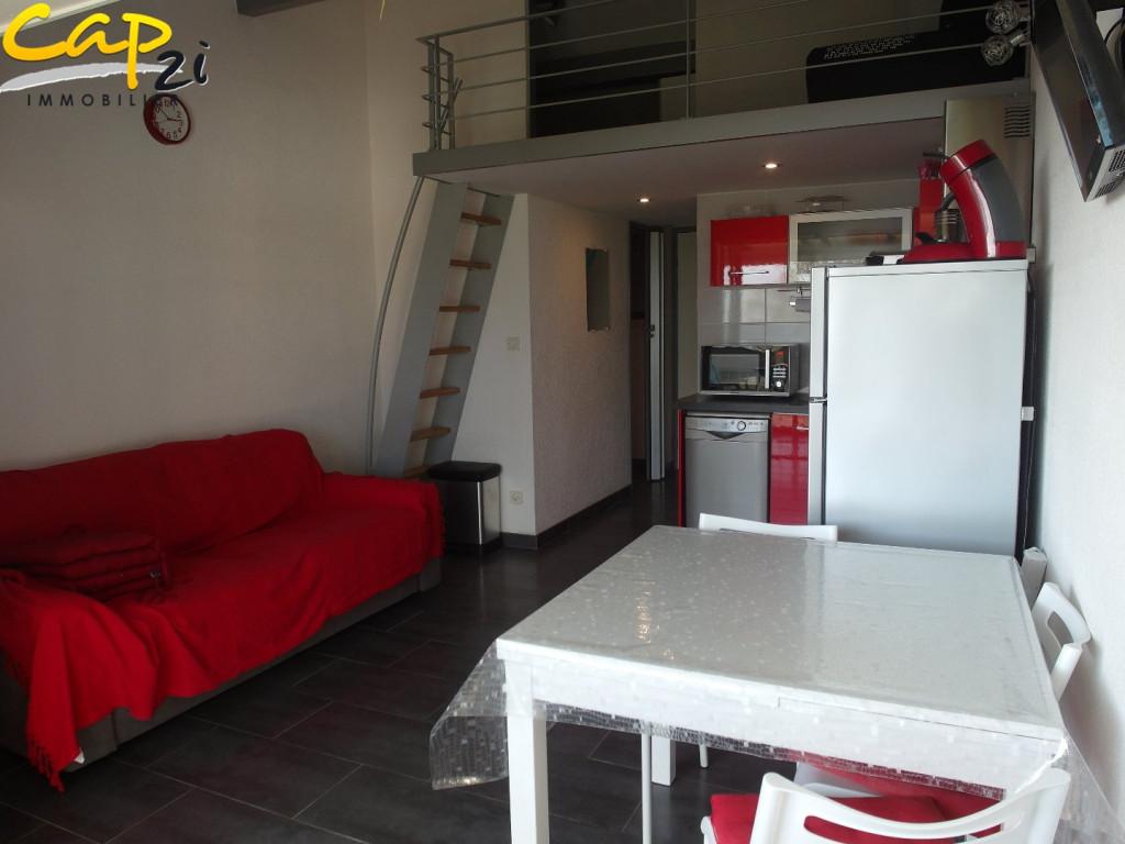A vendre Le Cap D'agde 340941468 Cap 2i immobilier