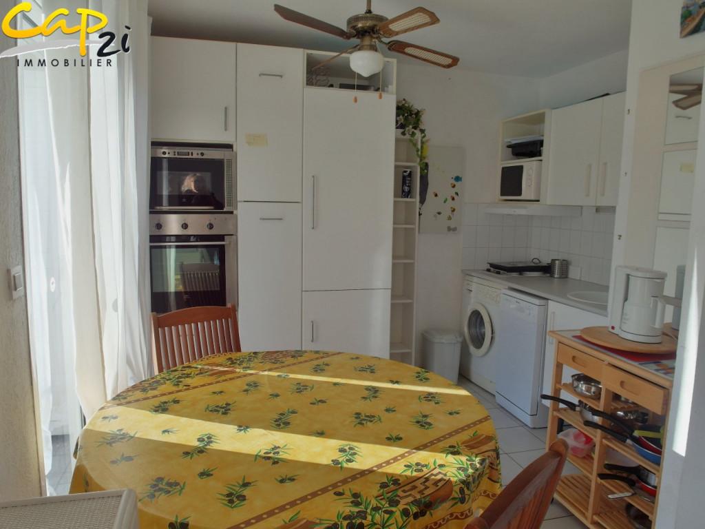 En location saisonnière Le Cap D'agde 340941473 Cap 2i immobilier