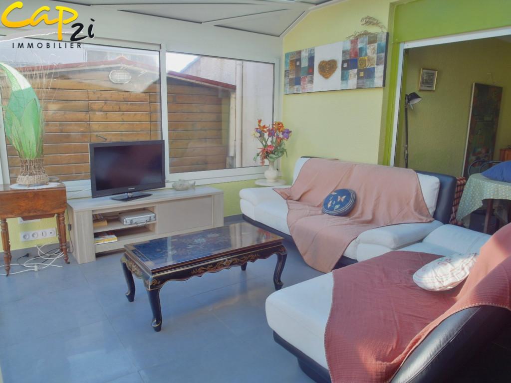 en location saisonnière  Le Cap D'agde | Réf 340941475 - Cap 2i immobilier