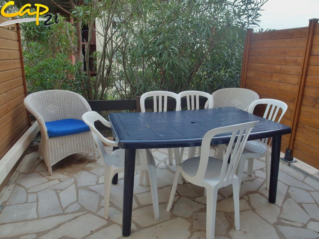 en location saisonnière  Le Cap D'agde | Réf 340941477 - Cap 2i immobilier