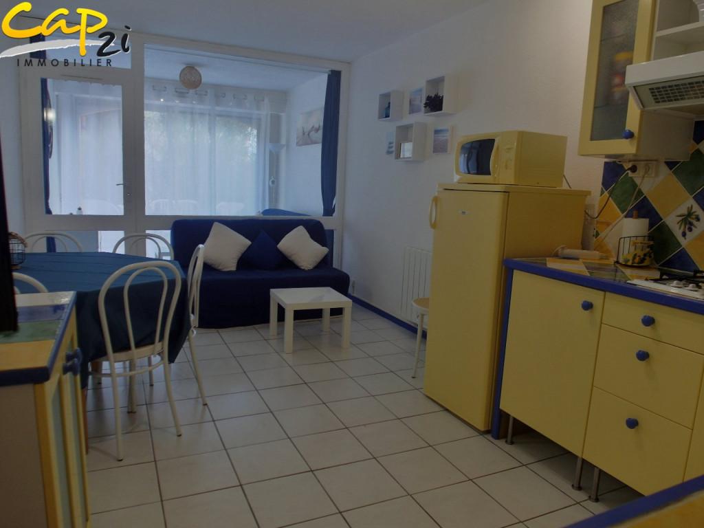 En location saisonnière Le Cap D'agde 340941477 Cap 2i immobilier