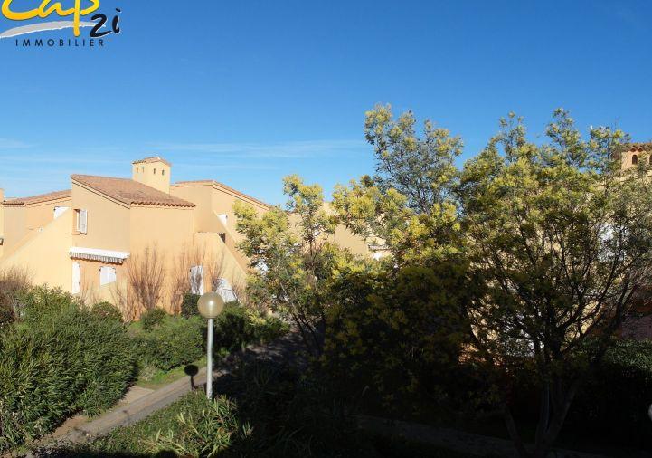 en location saisonnière Appartement mezzanine Le Cap D'agde | Réf 340941480 - Cap 2i immobilier