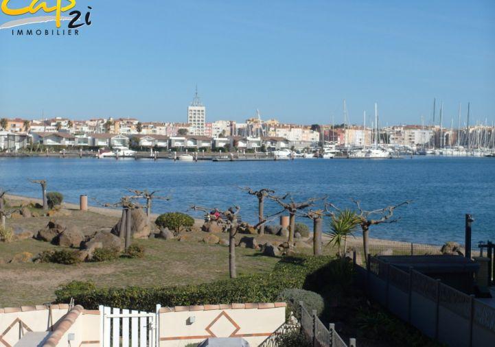 en location saisonnière Appartement en marina Le Cap D'agde | Réf 340941489 - Cap 2i immobilier