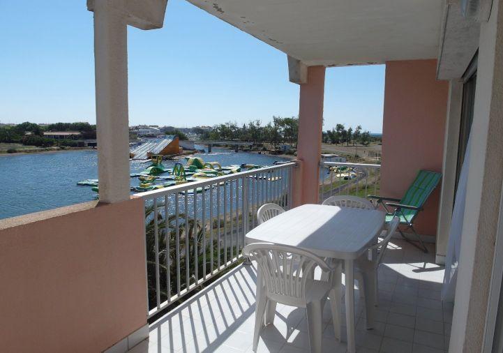 A vendre Le Cap D'agde 340941498 Cap 2i immobilier
