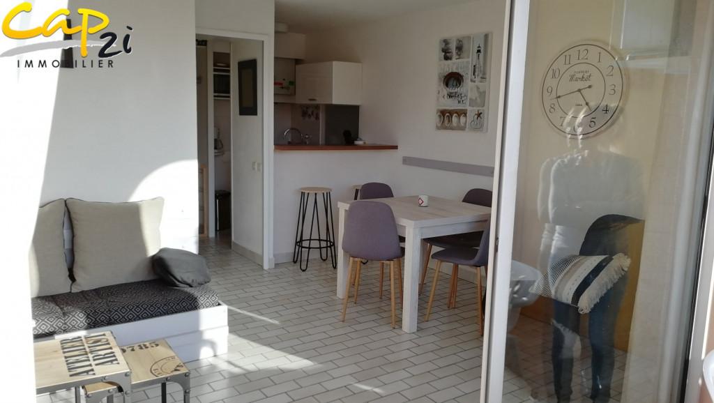 En location saisonnière Le Cap D'agde 340941503 Cap 2i immobilier