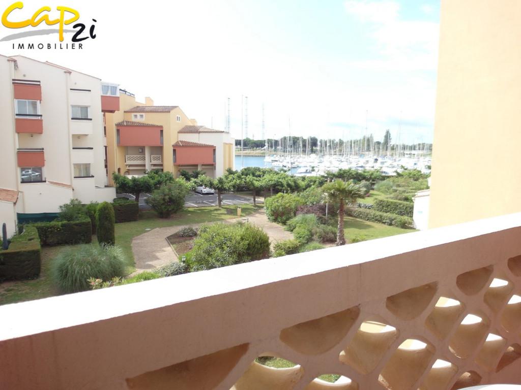 A vendre Le Cap D'agde 340941506 Cap 2i immobilier