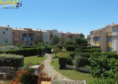 En location saisonnière Le Cap D'agde 340941509 Cap 2i immobilier