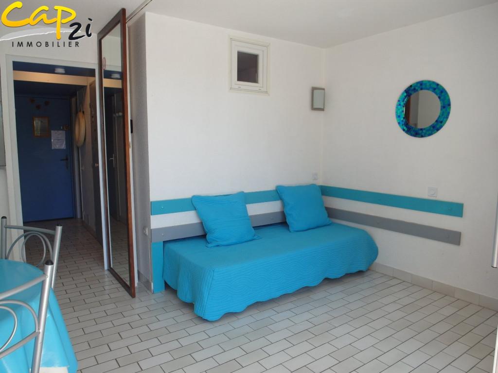 A vendre Le Cap D'agde 340941510 Cap 2i immobilier