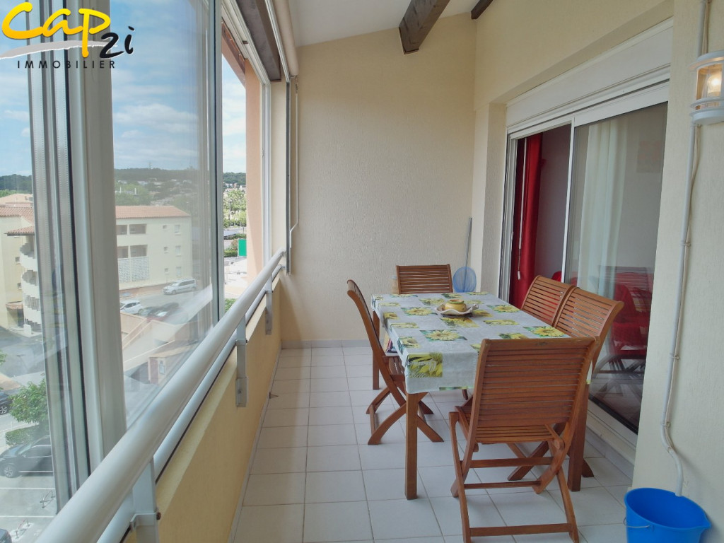 A vendre Le Cap D'agde 340941513 Cap 2i immobilier