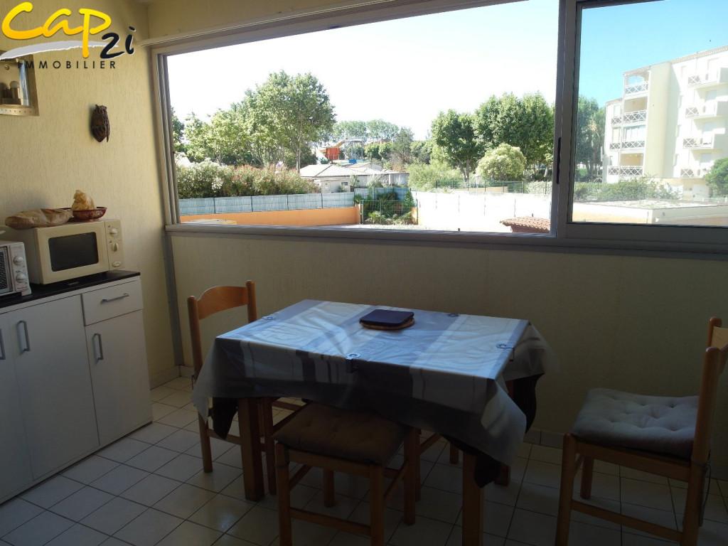 A vendre Le Cap D'agde 340941518 Cap 2i immobilier