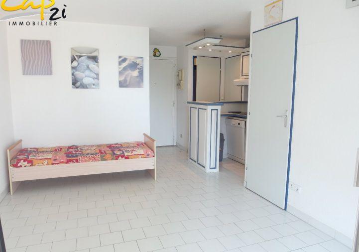 A vendre Le Cap D'agde 340941526 Cap 2i immobilier