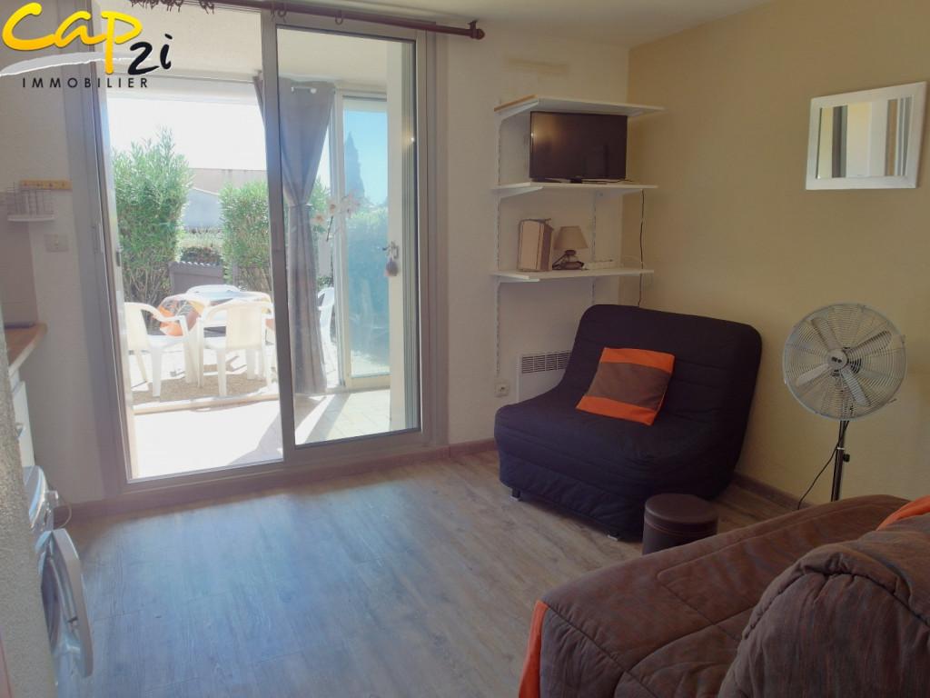 A vendre Le Cap D'agde 340941528 Cap 2i immobilier