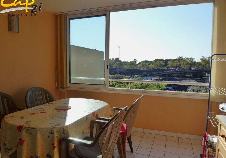 A vendre Le Cap D'agde 340941532 Cap 2i immobilier