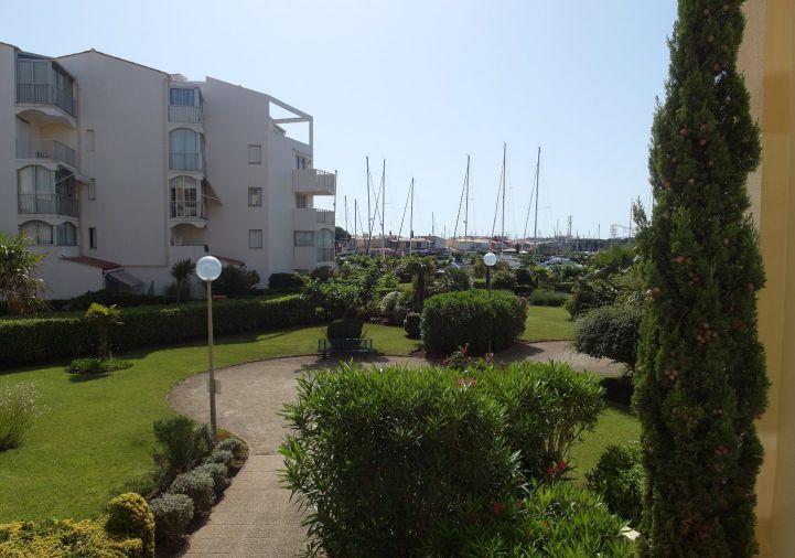 A vendre Le Cap D'agde 340941537 Cap 2i immobilier