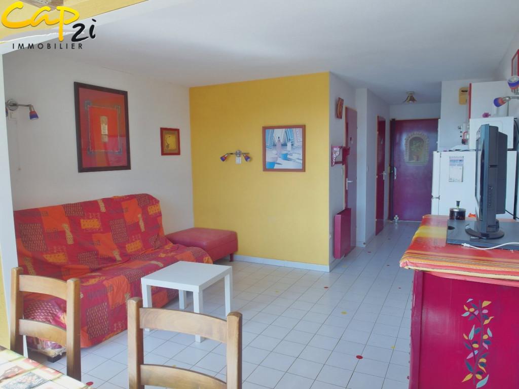 A vendre Le Cap D'agde 340941539 Cap 2i immobilier