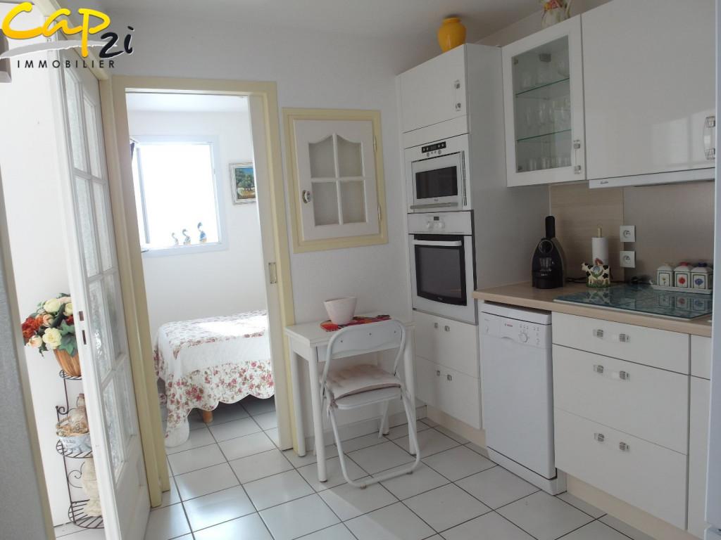 A vendre Le Cap D'agde 340941540 Cap 2i immobilier