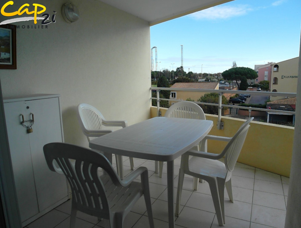 A vendre Le Cap D'agde 340941543 Cap 2i immobilier