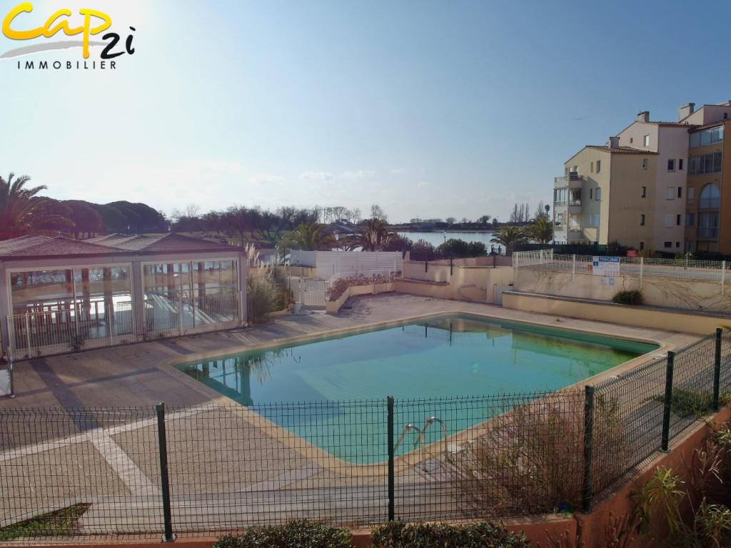 A vendre Le Cap D'agde 340941547 Cap 2i immobilier