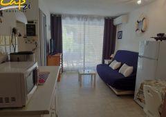 en location saisonnière Appartement en résidence Le Cap D'agde | Réf 340941556 - Cap 2i immobilier