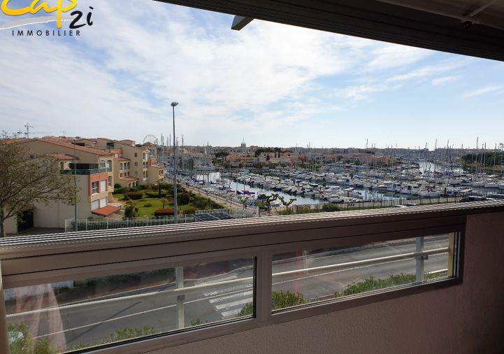 A vendre Appartement Le Cap D'agde | Réf 340941561 - Cap 2i immobilier